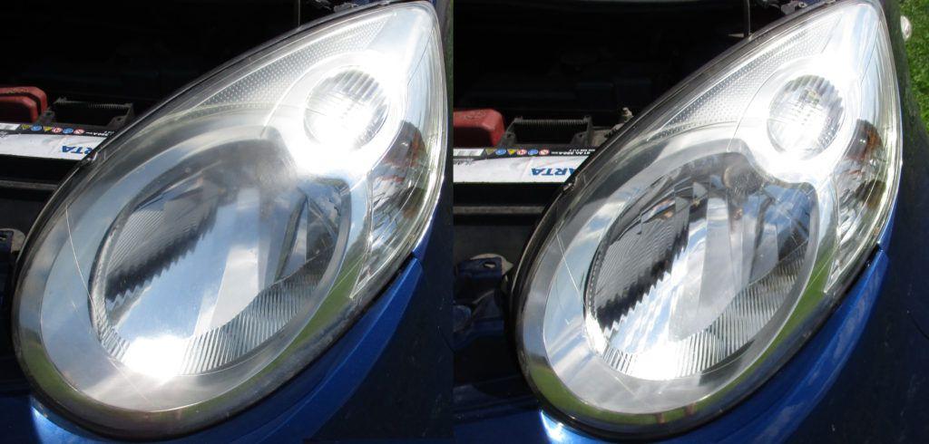 rozleštění světlometů lamp doctor