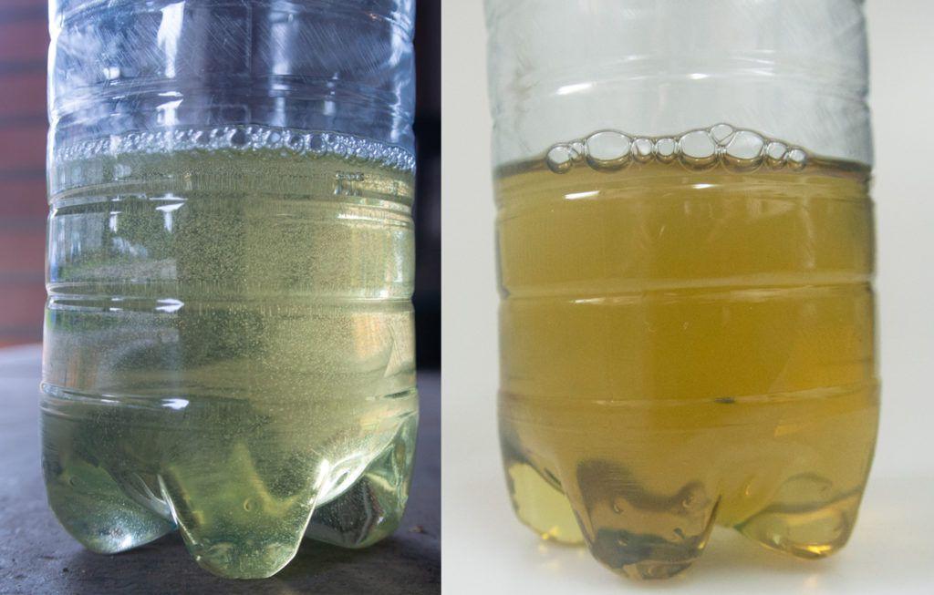 čistič vstřiků nafta