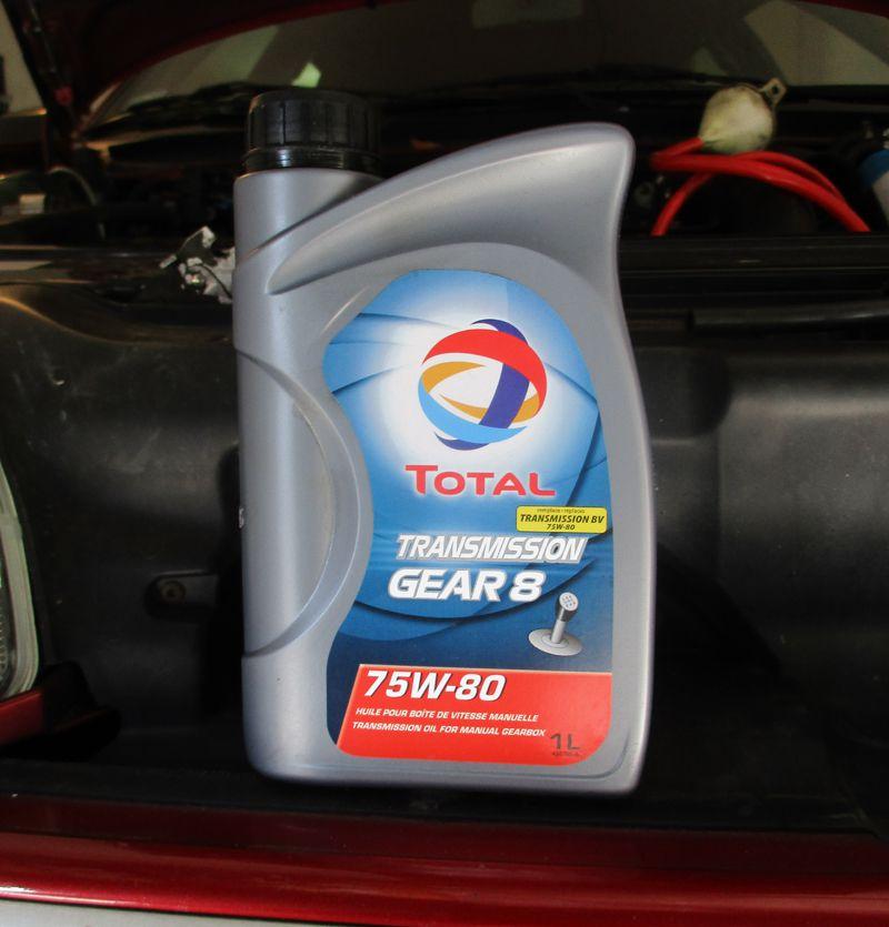 total gear 8 bv transmission