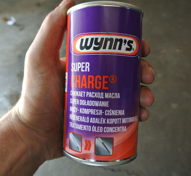 wynns super charge